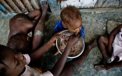 Hunger and Food Insecurity in Southern Africa – a region on the brink of mass starvation.